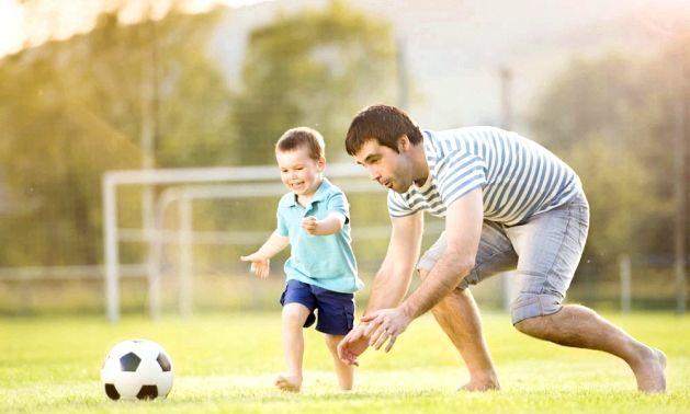 Спорт і виховання чоловіків