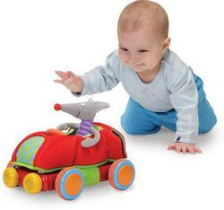 Як вибирати дитячі іграшки?