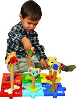 Як вибирати іграшки дитині?