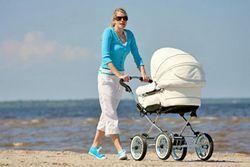 Як вибрати коляску для дитини