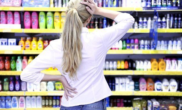 Як вибрати шампунь і кондиціонер по типу волосся