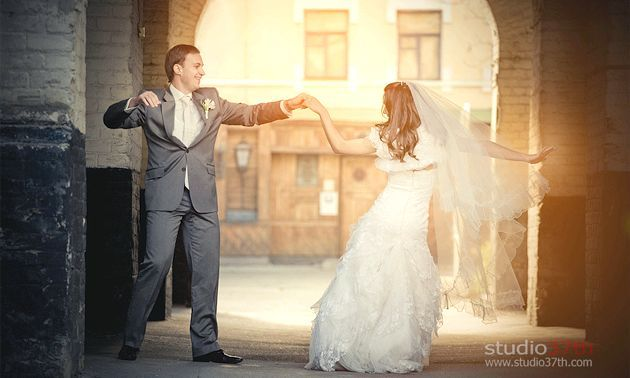 Як вібрато Унікальний и оригінальний весільний танець