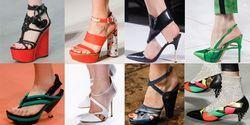 Яка взуття буде модною навесні 2014
