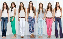 Які джинси будуть модними в 2014 році