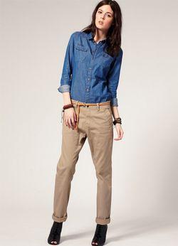 Які джинси будуть в моді в 2014 році