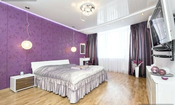 Які шпалери для спальні вибрати?