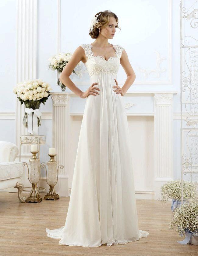 Які весільні сукні популярні в цьому сезоні?