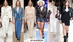 Які весняні куртки будуть модними в 2014 році?