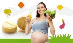 Які вітаміни важливі для вагітних?