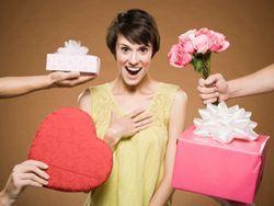 Який подарунок вибрати жінці