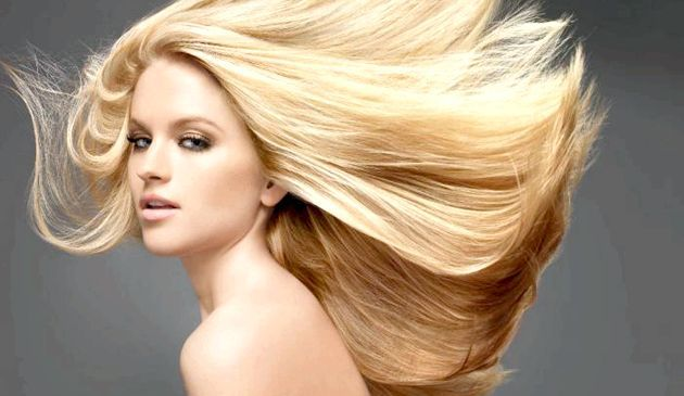 Каліфорнійське мелірування волосся - блиск сонця в вашому волоссі