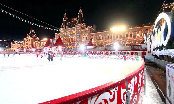 Каток в москві: де покататися на ковзанах, відкриті, криті та нічні катки москви 2015