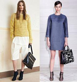 Кілька варіантів модних сумок весна-літо 2014