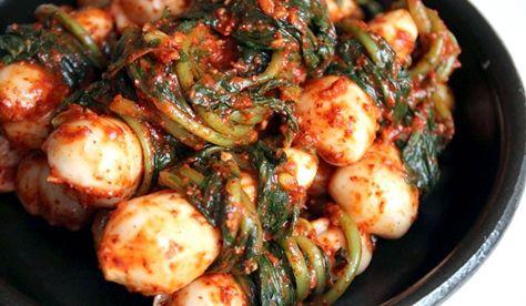 Кимчи, рецепт