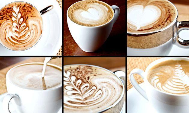 Кава латте - елегантний коктейль з італійським характером