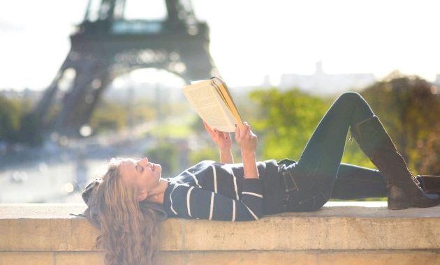 Літо в Парижі