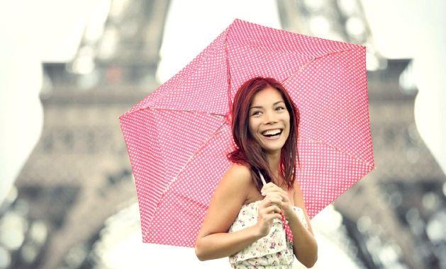 Осінь у Парижі