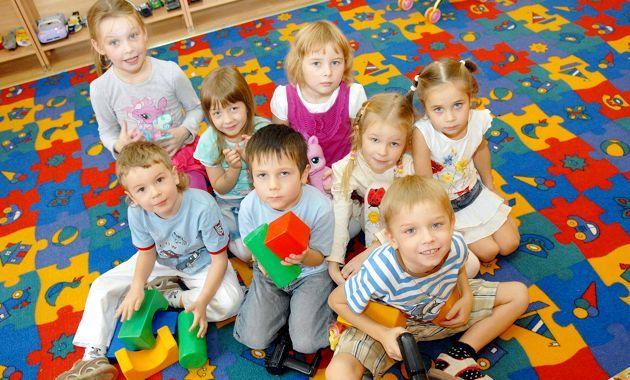 Коли краще віддавати дитину в дитячий сад