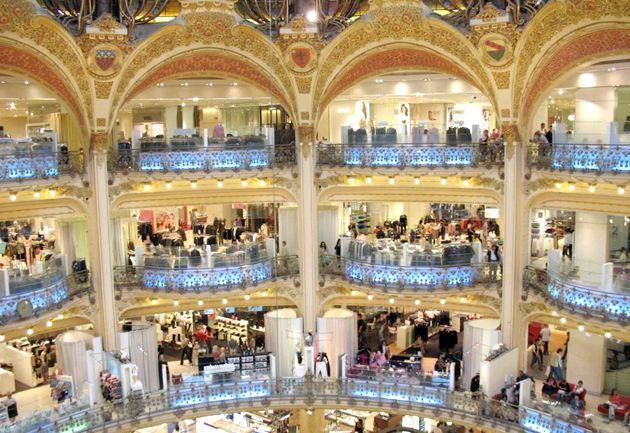 Коли розпродажі в Парижі