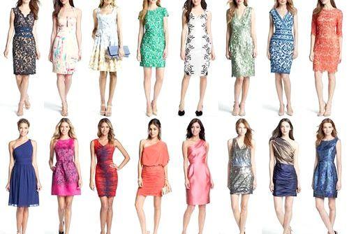Коктейльні сукні сезону весна-літо 2014