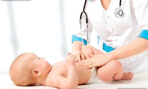 симптоми коліків у дітей