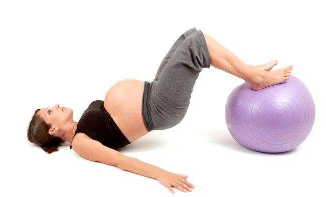 Комплекс вправ при вагітності