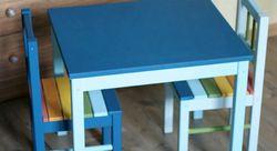 Фарбуємо дитячі меблі: навіщо і як?