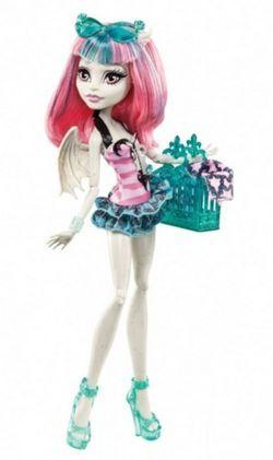 Красиві і загадкові іграшки - ляльки мостер хай