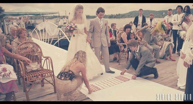 Барвиста весільна Церемонія