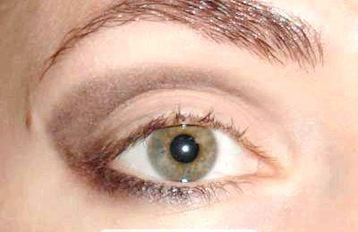 Креативний макіяж очей