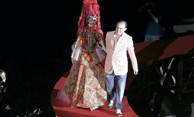 Крістіан Лакруа - «останній романтик у світі високої моди»