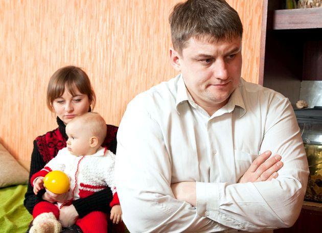 Криза сімейних відносин 3-5-го року