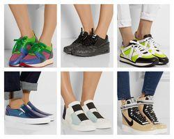 Кросівки - це не тільки спортивне взуття