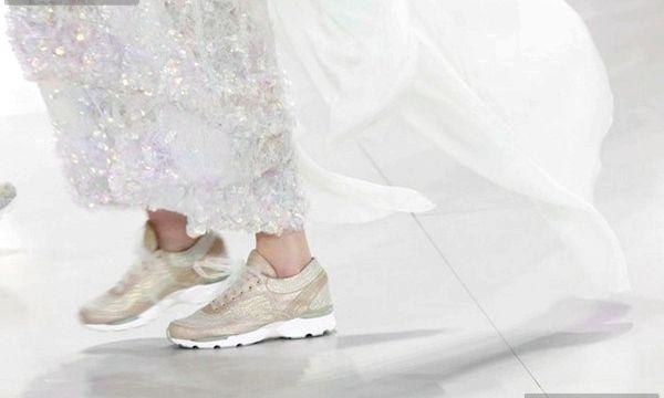 Кросівки від chanel для елегантного стилю (фото)