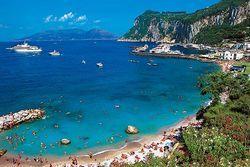 Курорти італії: острів капрі
