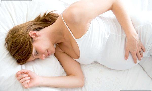 Лікування молочниці під час вагітності