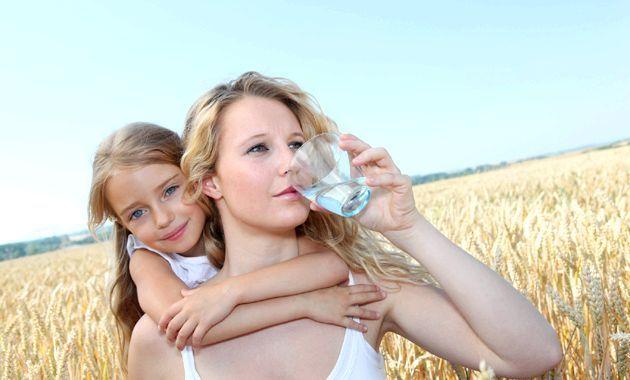 Лікування талою водою