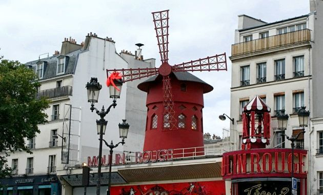 Мулен Руж (Moulin Rouge)