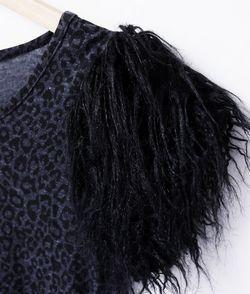 Леопардова спідниця - красиво і стильно