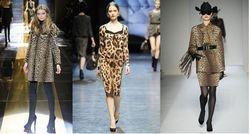 Леопардовий принт в гардеробі
