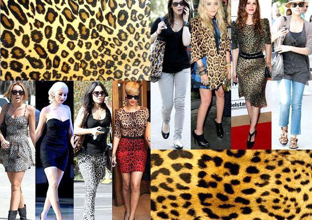 Леопардовий принт - заявка на сексуальність