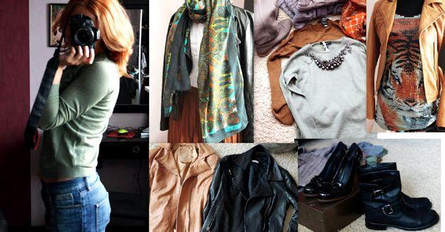 Літня мода переходить в осінь