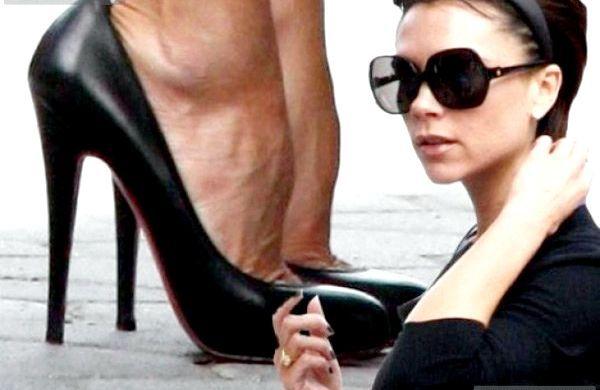Улюблені туфельки знаменитостей (фото)