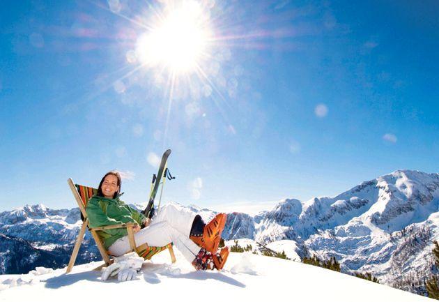 Кращі гірськолижні курорти Фінляндії