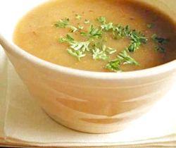 Цибулевий суп для схуднення