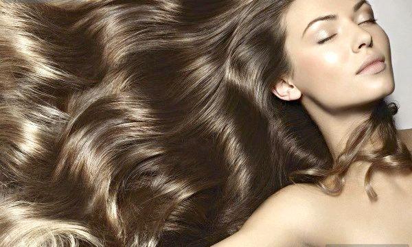 Маска для домашнього ламінування волосся