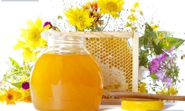 Маска для обличчя з меду і аспірину