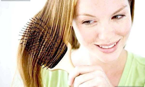 Маска з оливковою олією для волосся