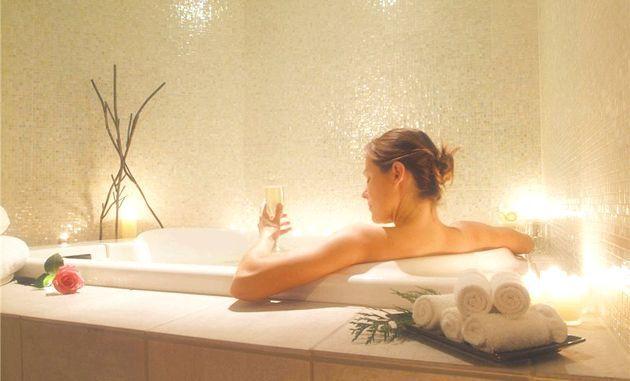 Маски і ванни з трав для здоров'я шкіри