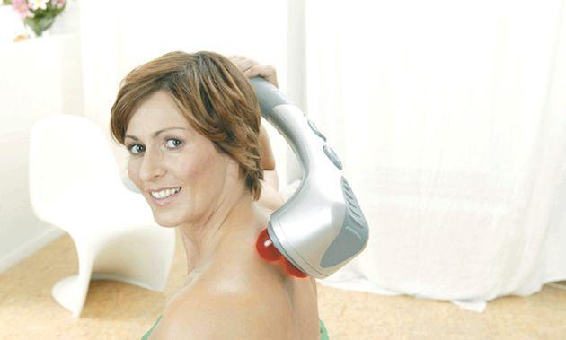 Масажер для проблемних зон - електричний або ручний?